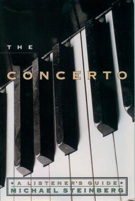 The Concerto - Steinberg, Michael