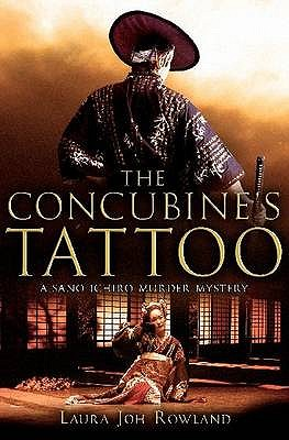 The Concubine's Tattoo - Rowland, Laura Joh