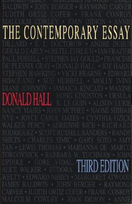 The Contemporary Essay - Hall, Donald