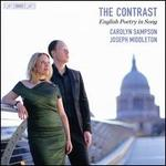 The Contrast: English Poetry in Song