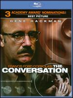 The Conversation [Blu-ray] - Francis Ford Coppola