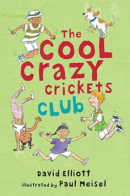 The Cool Crazy Crickets Club - Elliott, David