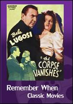 The Corpse Vanishes - Wallace W. Fox