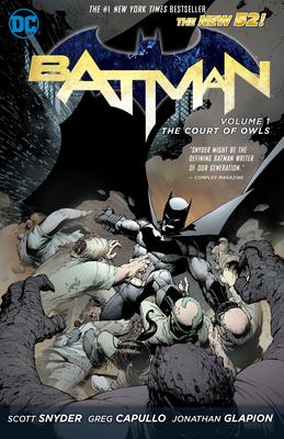 The Court of Owls - Snyder, Scott