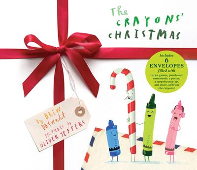 The Crayons' Christmas - Daywalt, Drew