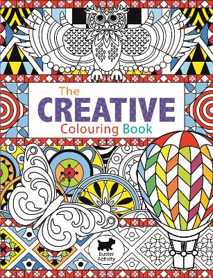 The Creative Colouring Book - Webster, Joanna
