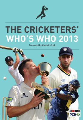 The Cricketers' Who's Who - Thacker, Matt