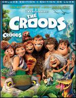 The Croods [3D] [Blu-ray/DVD]