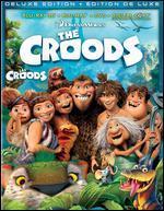 The Croods [3D] [Blu-ray/DVD] - Chris Sanders; Kirk De Micco