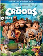 The Croods [Blu-ray/DVD]