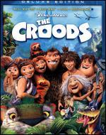 The Croods [Deluxe Edition] [3 Discs] [Includes Digital Copy] [3D/2D] [Blu-ray/DVD]