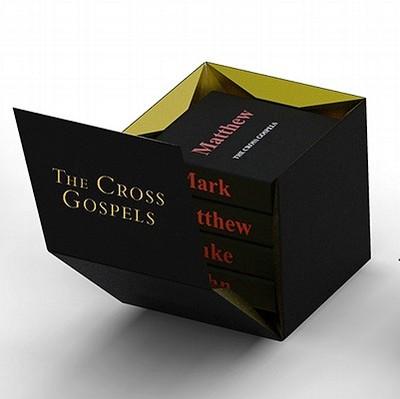 The Cross Gospels, King James Edition: Matthew, Mark, Luke, John - Sterling Publishing (Creator)