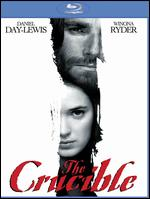 The Crucible [Blu-ray] - Nicholas Hytner