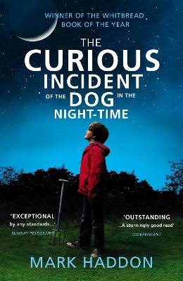 The Curious Incident of the Dog in the Night-time - Haddon, Mark, and Dean, Suzanne (Designer)