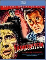 The Curse of Frankenstein [Blu-ray]