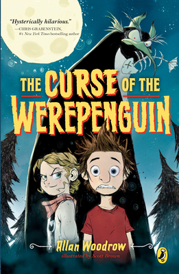 The Curse of the Werepenguin - Woodrow, Allan
