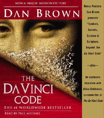 The Da Vinci Code - Brown, Dan, and Michael, Paul (Read by)