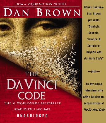 The Da Vinci Code - Brown, Dan, and Michael, Paul (Read by)
