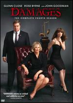The Damages: The Complete Fourth Season [3 Discs] -
