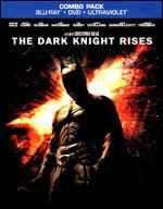 The Dark Knight Rises [2 Discs] [Includes Digital Copy] [UltraViolet] [Blu-ray/DVD]