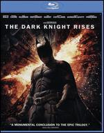The Dark Knight Rises [Blu-ray] [2 Discs]