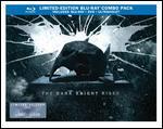 The Dark Knight Rises [Blu-ray/DVD] [UltraViolet] [Limited Edition Bat Cowl] - Christopher Nolan