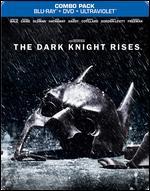 The Dark Knight Rises [Blu-ray/DVD] [UltraViolet] [Steelbook] - Christopher Nolan