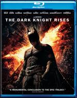The Dark Knight Rises: With Movie Money [Blu-ray] - Christopher Nolan