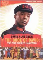 The David Alan Grier: The Book of David - The Cult Figure's Manifesto