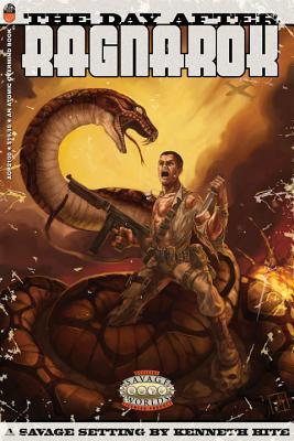 The Day After Ragnarok - Hite, Kenneth