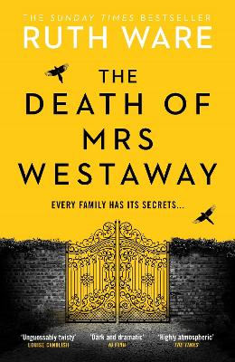 The Death of Mrs Westaway - Ware, Ruth