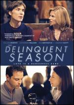 The Delinquent Season - Mark O'Rowe