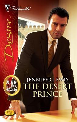 The Desert Prince - Lewis, Jennifer