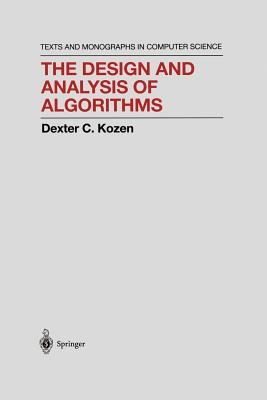 The Design and Analysis of Algorithms - Kozen, Dexter C