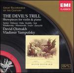 The Devil's Trill: Showpieces for violin & piano