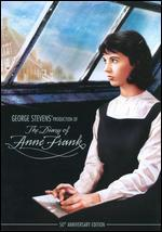The Diary of Anne Frank [50th Anniversary Edition]