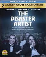 The Disaster Artist [Blu-ray/DVD] - James Franco