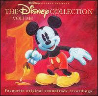 The Disney Collection, Vol. 1 [UK 2006] - Various Artists