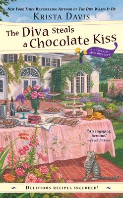 The Diva Steals a Chocolate Kiss - Davis, Krista