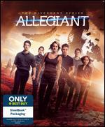 The Divergent Series: Allegiant [Includes Digital Copy] [Blu-ray] [SteelBook] [Only @ Best Buy]