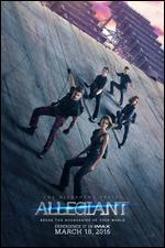 The Divergent Series: Allegiant [Ultra HD Blu-ray]