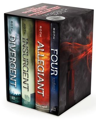The Divergent Series: Divergent, Insurgent, Allegiant, Four - Roth, Veronica