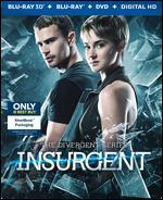 The Divergent Series: Insurgent [3D] [Ultraviolet] [Blu-ray/DVD] [SteelBook] [Only @ Best Buy]