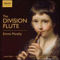 The Division Flute - David Miller (theorbo); David Miller (baroque guitar); Emilia Benjamin (viola da gamba); Emma Murphy (recorder);...