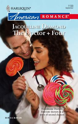 The Doctor + Four - Diamond, Jacqueline