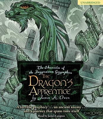 The Dragon's Apprentice - Owen, James A, and To Be Announced (Read by), and Langton, James (Read by)