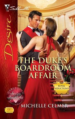 The Duke's Boardroom Affair - Celmer, Michelle