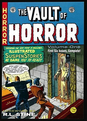The EC Archives: Vault of Horror Volume 1 - Feldstein, Al, and Wood, Wally, and Craig, Johnny