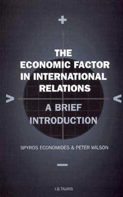 The Economic Factor in International Relations: A Brief Introduction: Volume 19 - Economides, Spyros