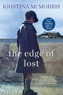 The Edge of Lost - McMorris, Kristina